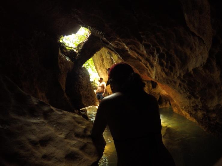 Siargao Cave